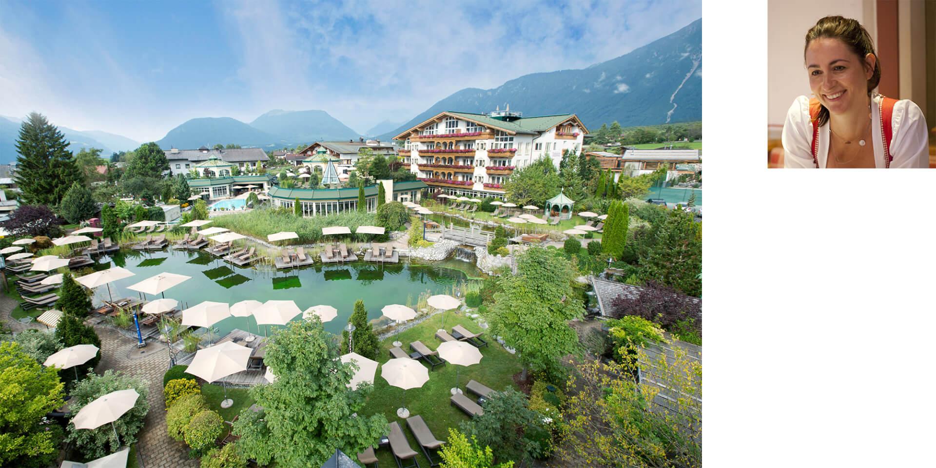 Alpenresort-Schwarz