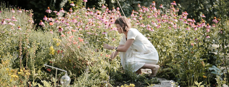 Garten gesundheit