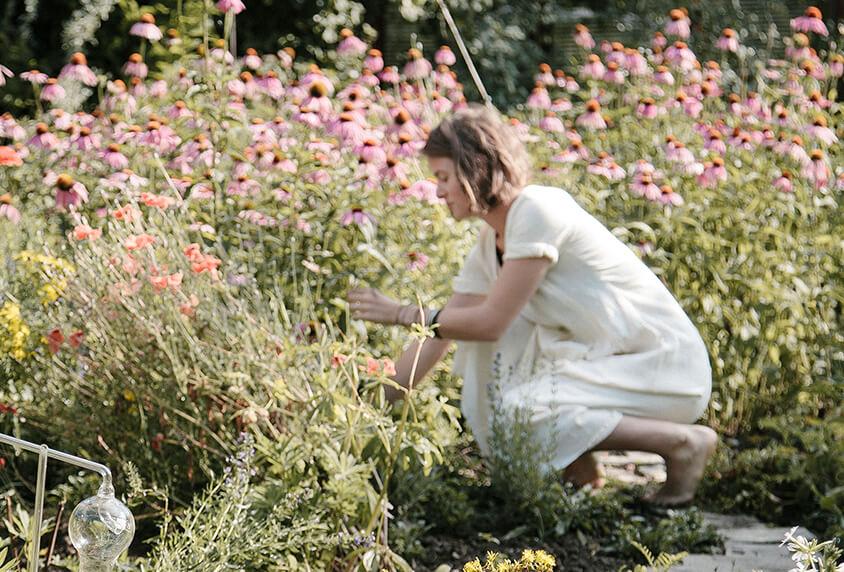Gartenarbeit Gesundheit