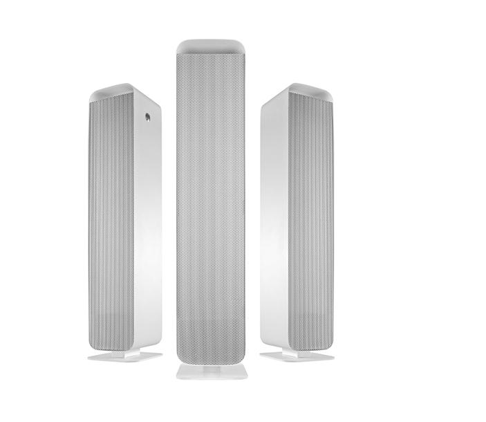 UV-C Air Sanitizer Disinfezione a flusso d'aria da virus e batteri