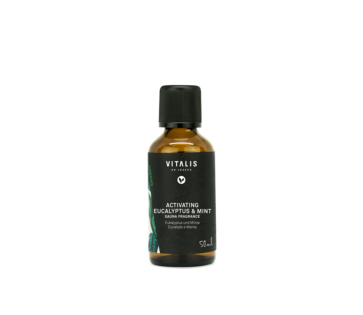 ACTIVATING EUCALYPTUS & MINT SAUNA FRAGRANCE, 50ml