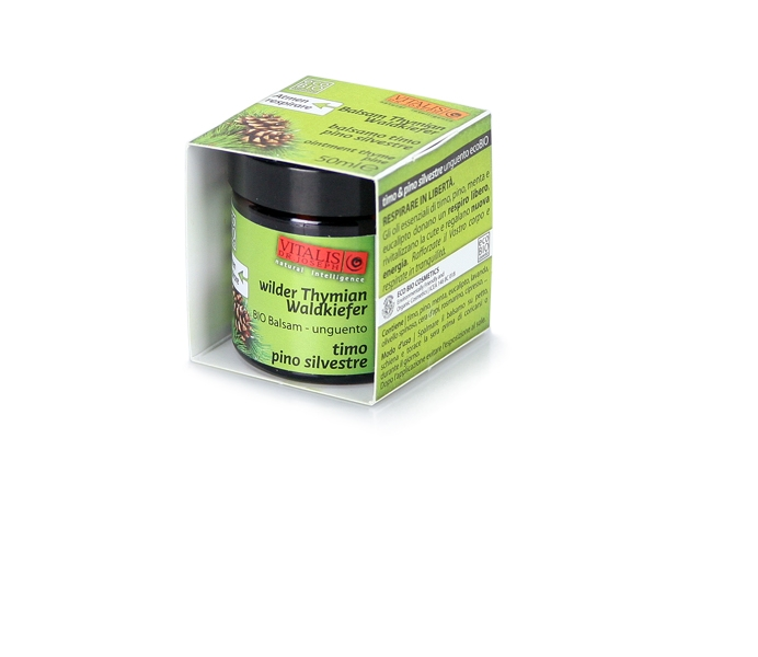 ointment THYME & PINE, 50ml