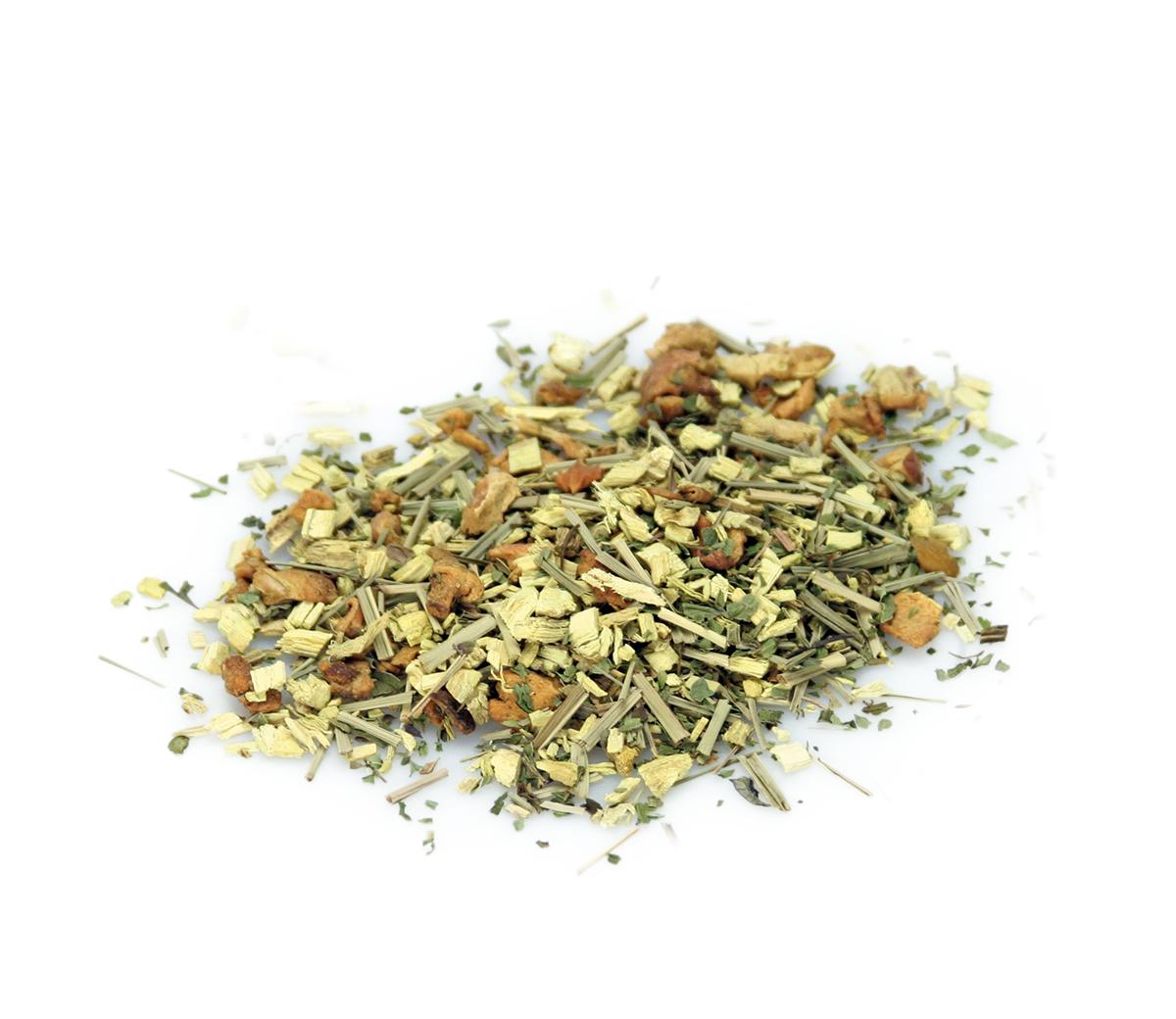 COOL MINT FRESH ENERGY tisana di erbe, 1000g Confezionato sfuso in alta qualità premium